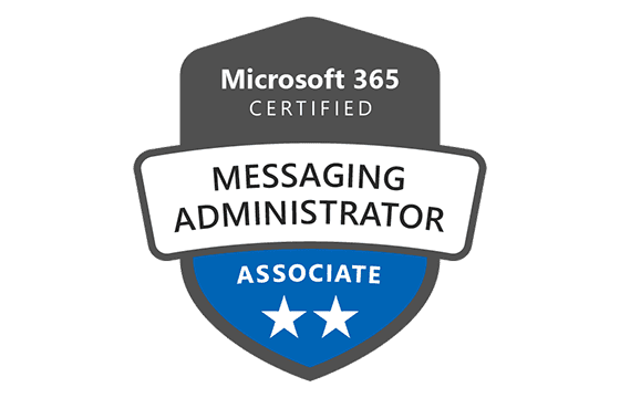 Microsoft 365 Certified: Messaging Administrator Associate