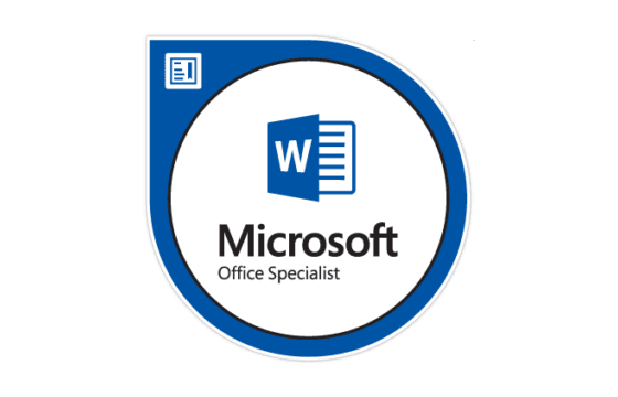 Microsoft Word Certification