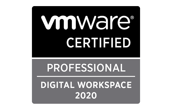 VMware Certified Professional - Digital Workspace 2020