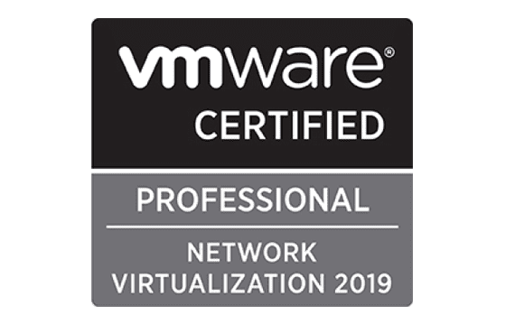 VMware Certified Professional - Network Virtualization 2019