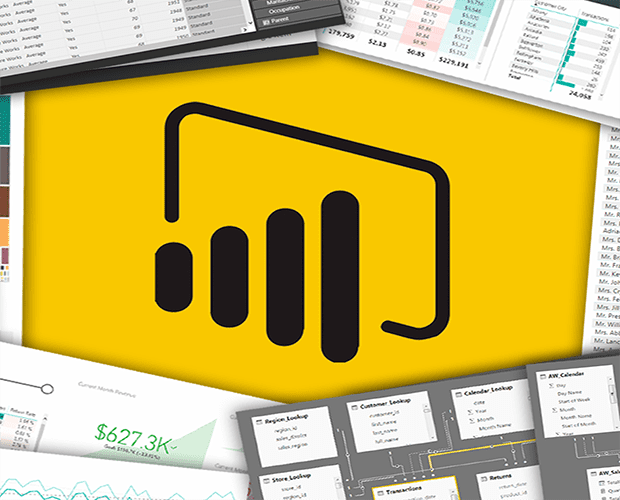 70-778: Analyzing and Visualizing Data with Microsoft Power BI Training Course