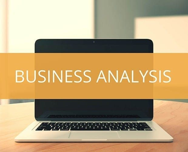 IIBA Business Analysis Certification course