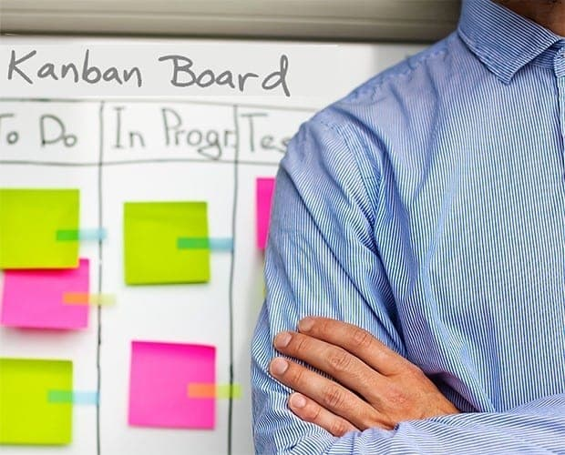Kanban Guide for Agile Lean Project
